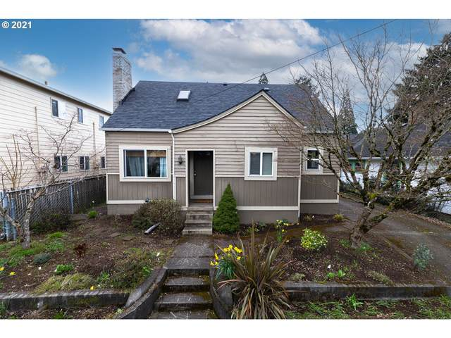 4310 SE 58TH Ave, Portland, OR 97206 (MLS #21330283) :: Beach Loop Realty