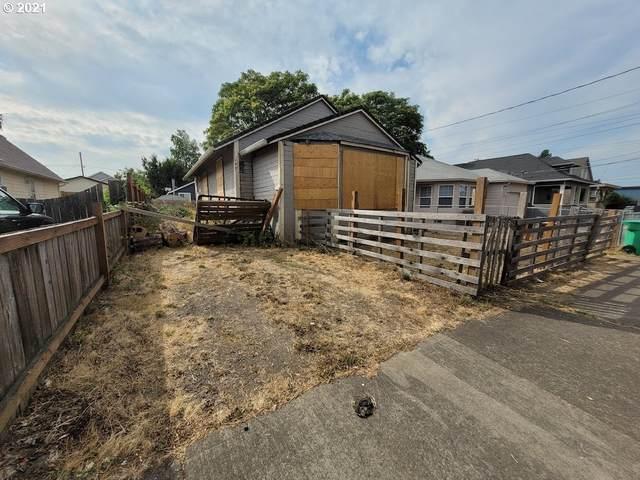 6029 SE 85TH Ave, Portland, OR 97266 (MLS #21330375) :: Holdhusen Real Estate Group