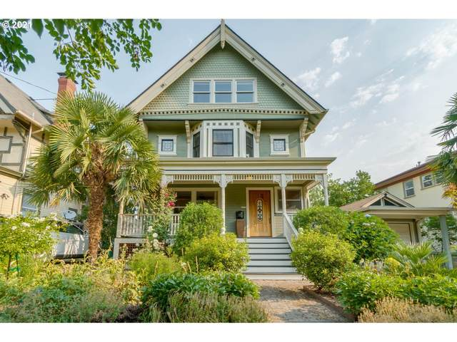 2057 NW Overton St, Portland, OR 97209 (MLS #21330732) :: Gustavo Group