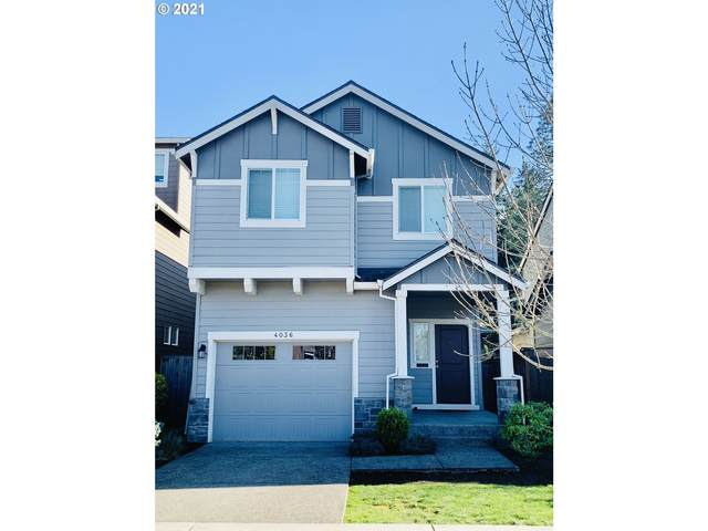 4036 SE Discovery St, Hillsboro, OR 97123 (MLS #21330774) :: Cano Real Estate