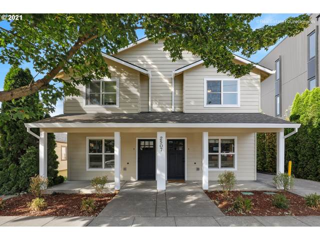 2507 E Burnside St, Portland, OR 97214 (MLS #21330969) :: Song Real Estate