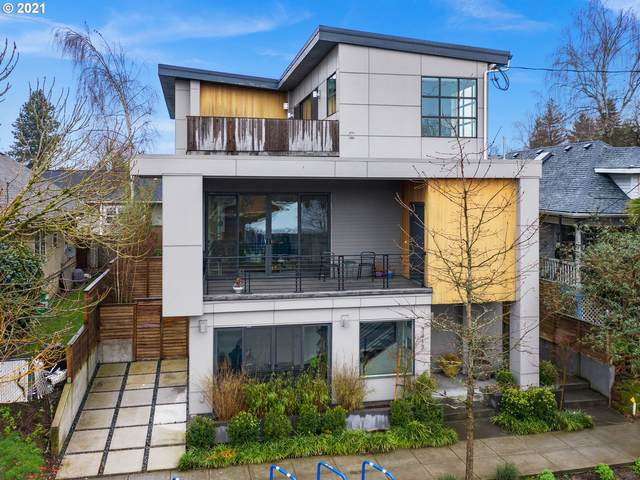 3419 SE Division St, Portland, OR 97202 (MLS #21331244) :: Brantley Christianson Real Estate