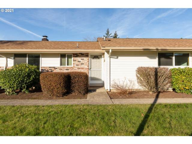 14981 SE Grant Ct 50D, Portland, OR 97233 (MLS #21331757) :: Next Home Realty Connection