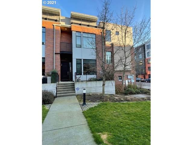 1636 NW Riverscape St, Portland, OR 97209 (MLS #21332179) :: The Pacific Group