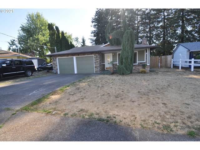 625 NE 127TH Pl, Portland, OR 97230 (MLS #21332227) :: The Haas Real Estate Team