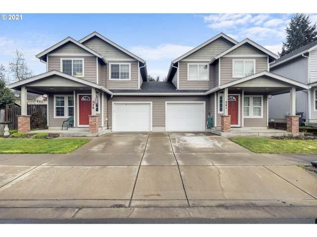 539 Helen St, Eugene, OR 97404 (MLS #21332231) :: Song Real Estate