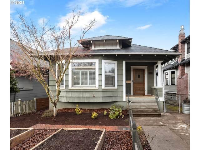 1301 SE 50TH Ave, Portland, OR 97215 (MLS #21332275) :: Beach Loop Realty