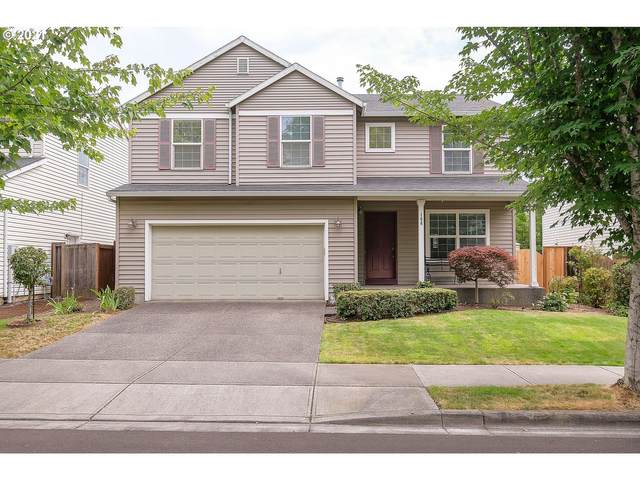 166 NE Woodsong St, Hillsboro, OR 97124 (MLS #21332296) :: The Pacific Group