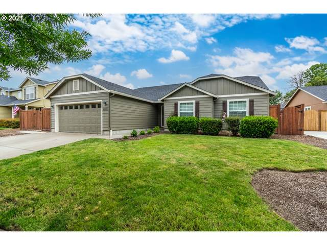 3909 Creekside Dr, Albany, OR 97322 (MLS #21332323) :: Fox Real Estate Group