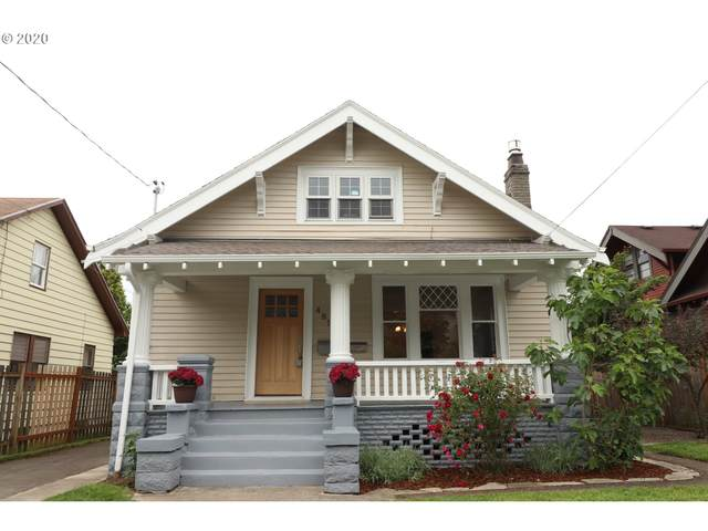 4816 NE 17TH Ave, Portland, OR 97211 (MLS #21332397) :: Song Real Estate