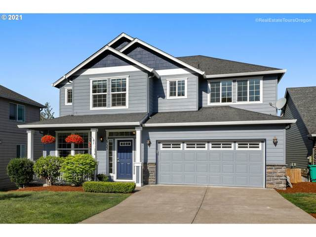 16723 SE Widgeon Ln, Damascus, OR 97089 (MLS #21332406) :: Song Real Estate