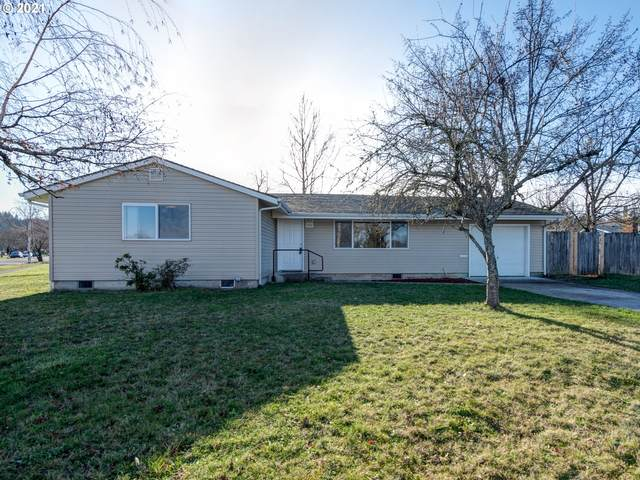 1610 W 22ND Ave, Eugene, OR 97405 (MLS #21332447) :: Townsend Jarvis Group Real Estate