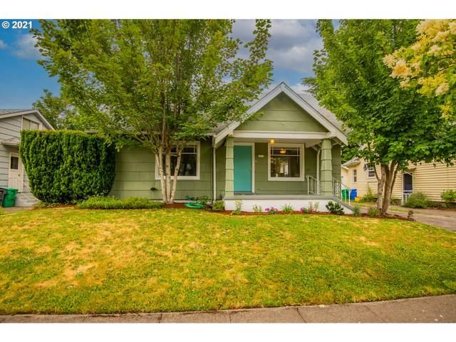 4411 SE Windsor Ct, Portland, OR 97206 (MLS #21332465) :: Song Real Estate