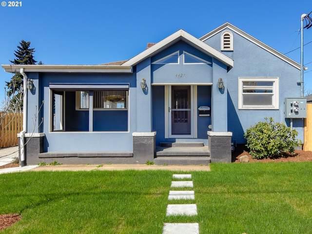 4427 NE Prescott St, Portland, OR 97218 (MLS #21332473) :: Beach Loop Realty