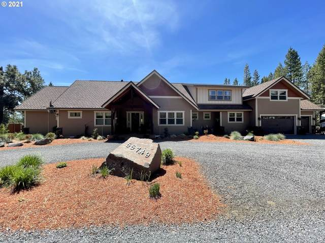 55749 Chief Paulina Dr, Bend, OR 97707 (MLS #21332510) :: The Pacific Group