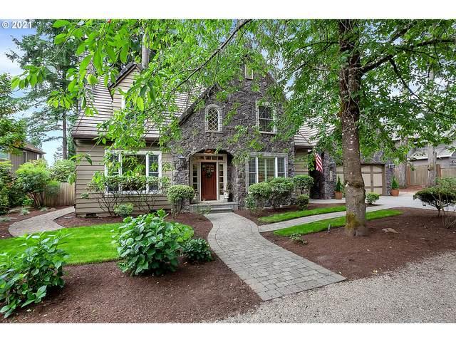 3140 Douglas Cir, Lake Oswego, OR 97035 (MLS #21332778) :: Townsend Jarvis Group Real Estate