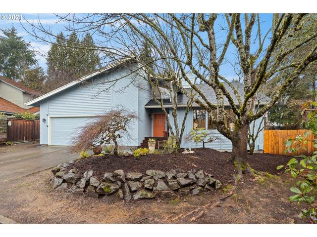 4711 SW Lowell Ct, Portland, OR 97221 (MLS #21333487) :: Next Home Realty Connection