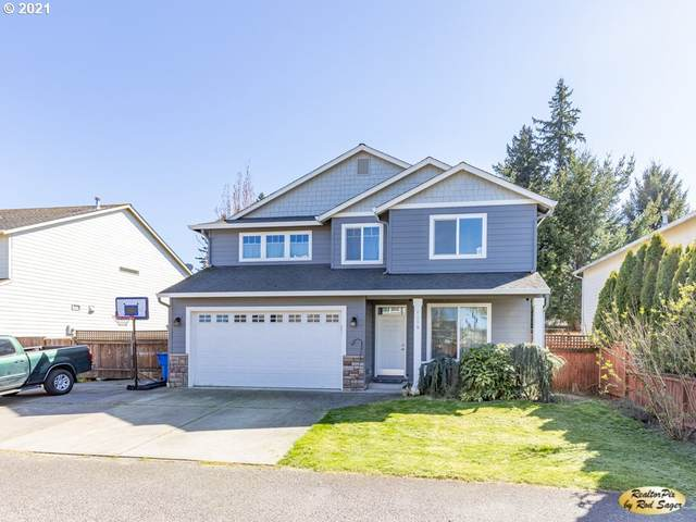 6505 NE 56TH Way, Vancouver, WA 98661 (MLS #21333536) :: Holdhusen Real Estate Group