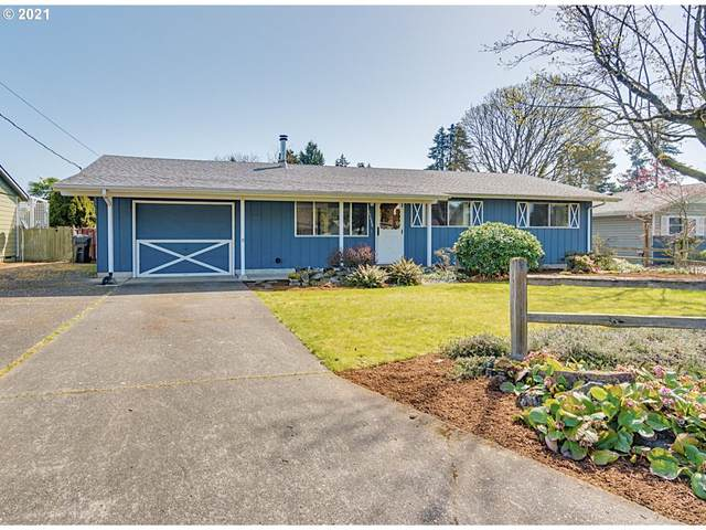 15688 SE Thorville Ave, Milwaukie, OR 97267 (MLS #21333661) :: Fox Real Estate Group