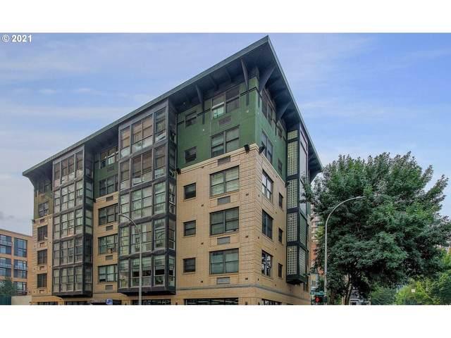 1134 SW Jefferson St #505, Portland, OR 97201 (MLS #21334115) :: Change Realty