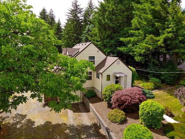 1810 NE Blair Rd, Camas, WA 98607 (MLS #21334743) :: Keller Williams Portland Central