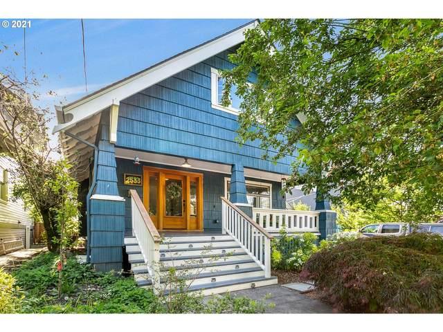 2533 SE 34TH Ave, Portland, OR 97202 (MLS #21335013) :: Stellar Realty Northwest