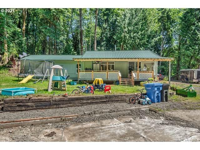 419 N 50TH Ave, Longview, WA 98632 (MLS #21335035) :: Premiere Property Group LLC