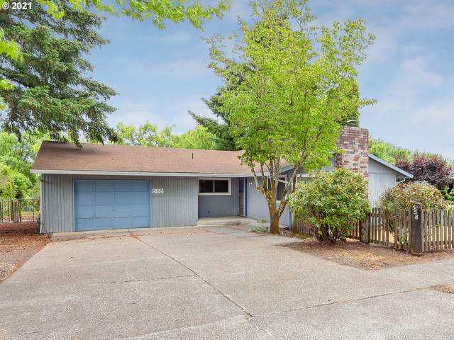 558 S 15TH Ave, Cornelius, OR 97113 (MLS #21335364) :: Premiere Property Group LLC