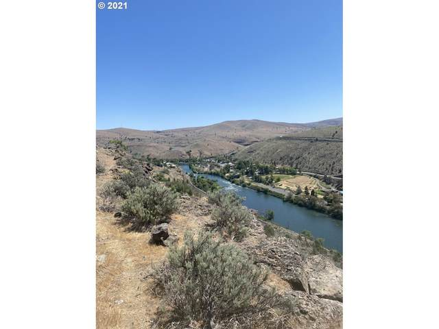 1419 Fish Camp Rd, Maupin, OR 97037 (MLS #21335982) :: Real Tour Property Group