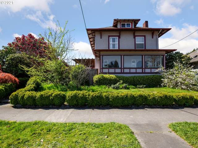 5214 N Lombard St, Portland, OR 97203 (MLS #21336137) :: Stellar Realty Northwest