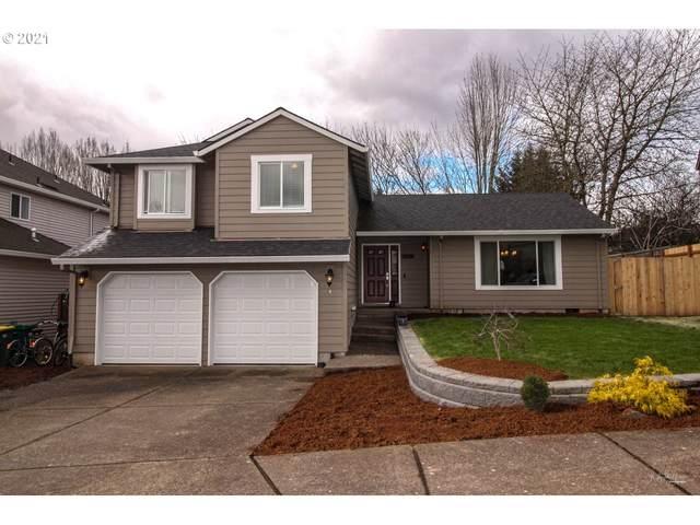 16758 SW Hargis Rd, Beaverton, OR 97007 (MLS #21336166) :: Premiere Property Group LLC