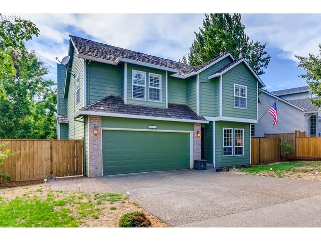 6615 SW 169TH Ave, Beaverton, OR 97007 (MLS #21336477) :: Townsend Jarvis Group Real Estate