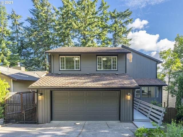 4231 SW Stephenson St, Portland, OR 97219 (MLS #21336705) :: Stellar Realty Northwest