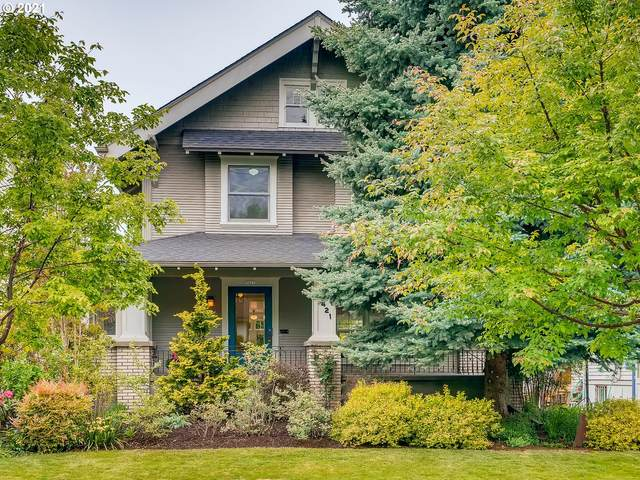 3421 NE Hassalo St, Portland, OR 97232 (MLS #21336921) :: Townsend Jarvis Group Real Estate