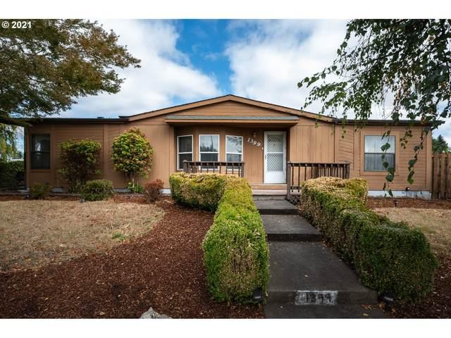 1399 June Way, Woodburn, OR 97071 (MLS #21336967) :: Keller Williams Portland Central
