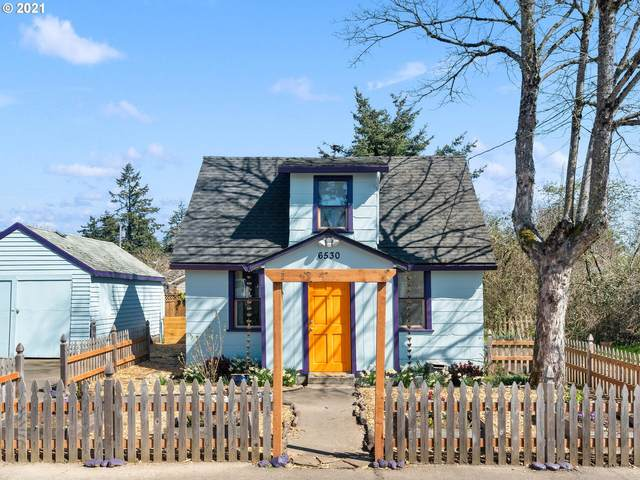 6530 SE 74TH Ave, Portland, OR 97206 (MLS #21337049) :: Real Tour Property Group