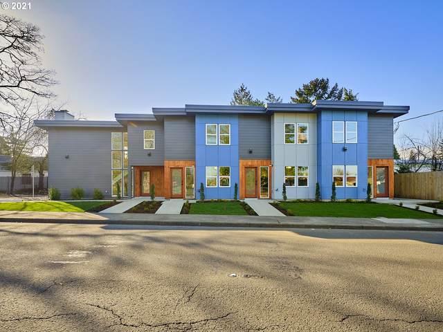 5495 SW Hall Blvd SW #4, Beaverton, OR 97005 (MLS #21337257) :: Change Realty