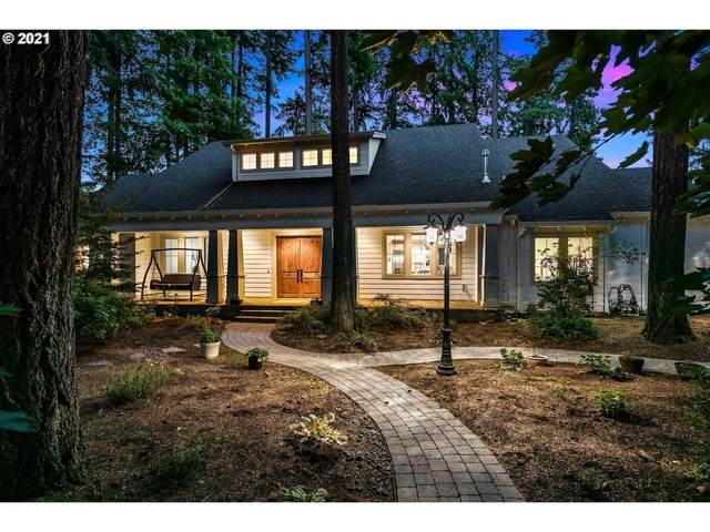 3334 Upper Dr, Lake Oswego, OR 97035 (MLS #21337305) :: Fox Real Estate Group