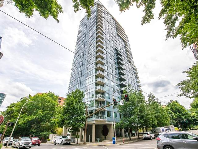 1500 SW 11TH Ave #1802, Portland, OR 97201 (MLS #21337454) :: Coho Realty