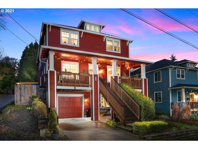 6618 N Tyler Ave, Portland, OR 97203 (MLS #21338486) :: Fox Real Estate Group