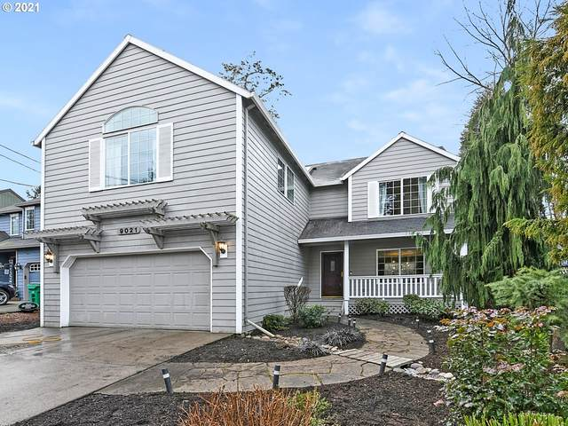 9021 SW 49TH Ave, Portland, OR 97219 (MLS #21338501) :: Coho Realty