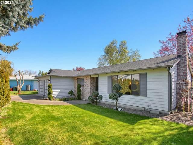 555 SW 191ST Ave, Beaverton, OR 97003 (MLS #21338516) :: Holdhusen Real Estate Group