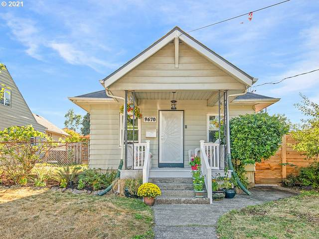 9670 N Central St, Portland, OR 97203 (MLS #21338655) :: Next Home Realty Connection