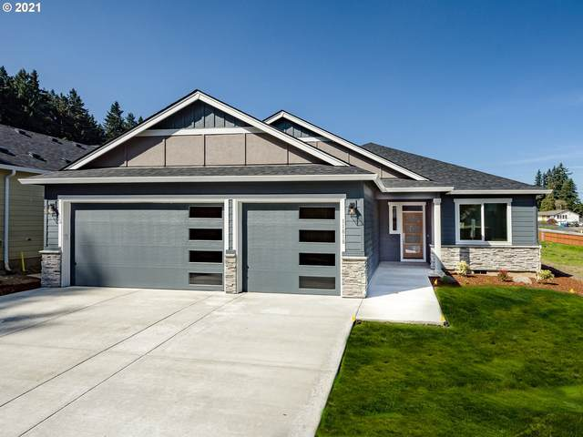 11716 NE 54TH Ct, Vancouver, WA 98686 (MLS #21339063) :: Fox Real Estate Group