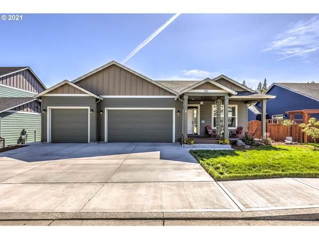 501 Stone Park, Kalama, WA 98625 (MLS #21339148) :: Holdhusen Real Estate Group