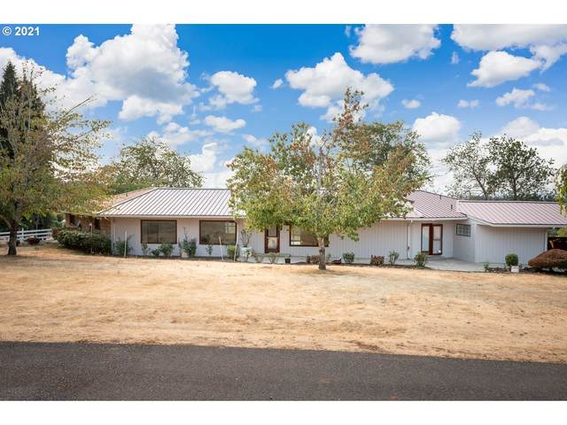 14957 S Spangler Rd, Oregon City, OR 97045 (MLS #21339282) :: The Pacific Group