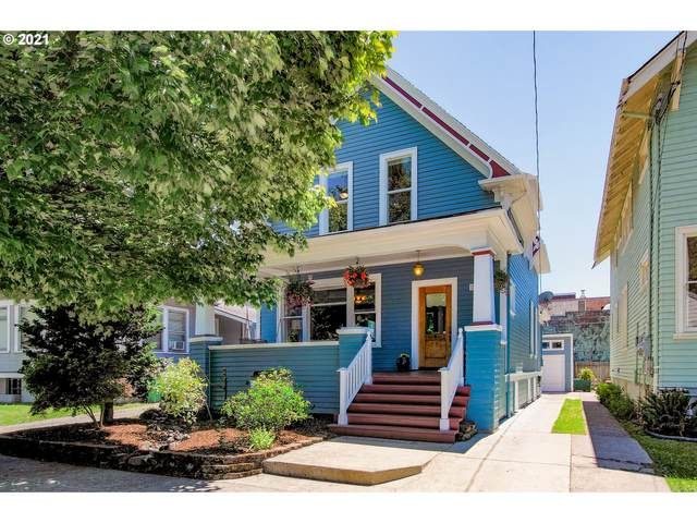 3442 SE Morrison St, Portland, OR 97214 (MLS #21339499) :: Keller Williams Portland Central