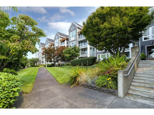 520 SE Columbia River Dr #318, Vancouver, WA 98661 (MLS #21339597) :: Premiere Property Group LLC