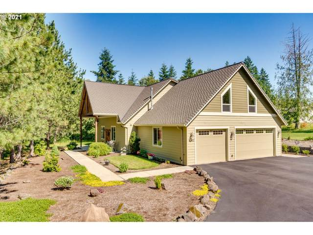 16302 S Union Mills Rd, Mulino, OR 97042 (MLS #21339676) :: Next Home Realty Connection