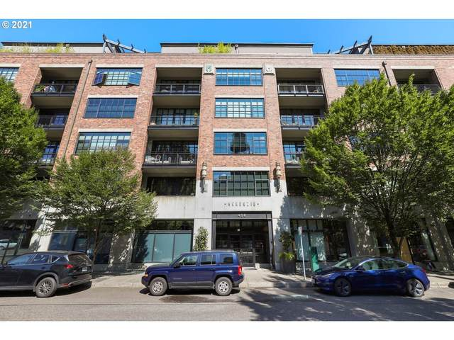408 NW 12TH Ave #212, Portland, OR 97209 (MLS #21340158) :: Real Tour Property Group
